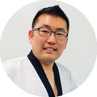 Master Chan Lee, President J.K Lee Black Belt Academy